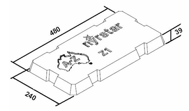 Kẽm thỏi - Xi mạ Úc SHG 99.995%