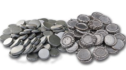 Nickel plating Chips